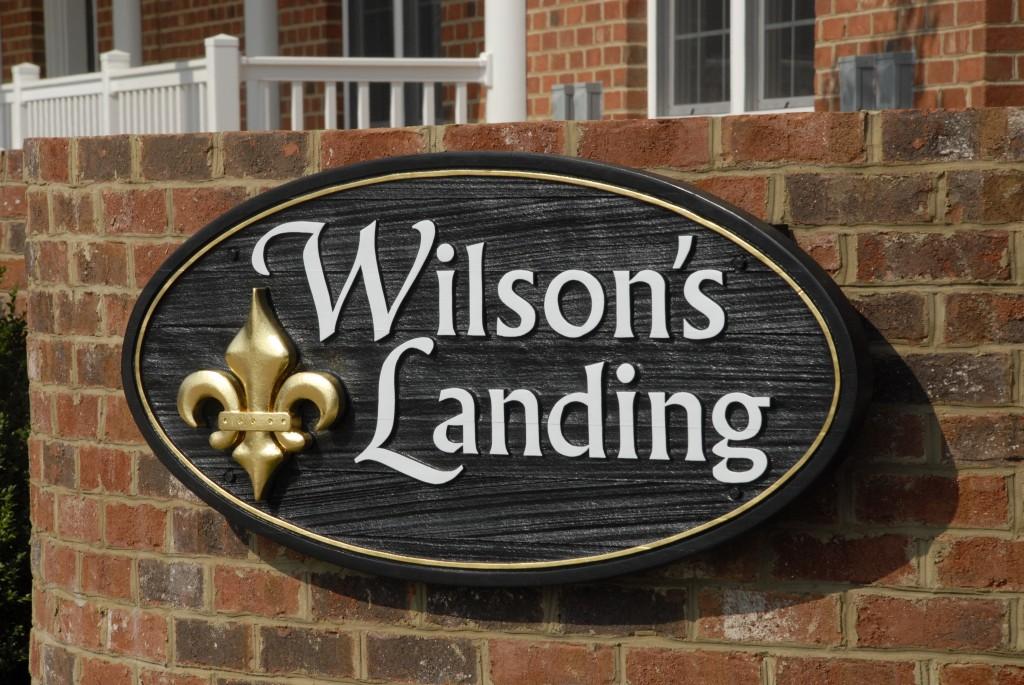 Wilson's Landing